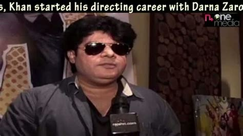 biography of indian film directors watch bollywood film director sajid khan profile