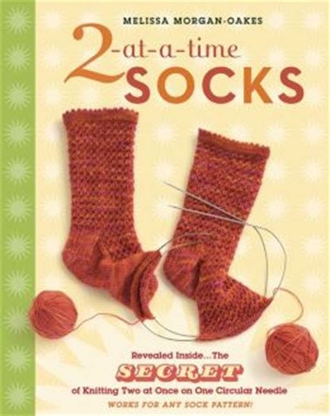 knit 2 socks on 1 circular needle 2 at a time socks the secret of knitting two at once on