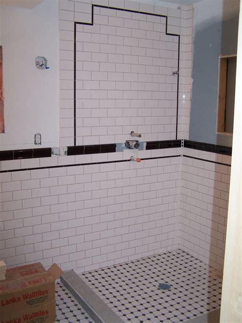 deco tile deco tile design in shower big dig reno