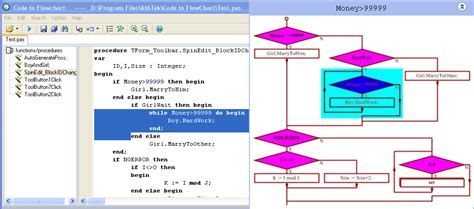 code visual to flowchart version free code to flowchart 1 4 free