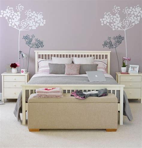 decorazioni muri da letto pareti della da letto idee per colori e