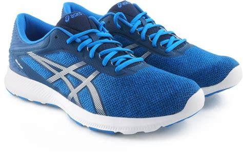 Asics Original 12 asics nitrofuze running shoes for buy electric blue white poseidon color asics nitrofuze
