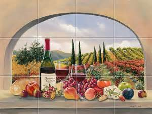 kitchen mural ideas kitchen interesting ideas for kitchen wall decoration using tile fruit kitchen wall mural