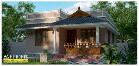 home design in budget low budget houses in kerala from my homes designers thrissur