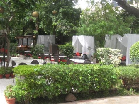 Garden Restaurant by The Lodhi Garden Restaurant Delhi India