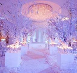 Winter Wonderland Wedding Decoration Ideas - platinum touch events winter wonderland wedding inspiration