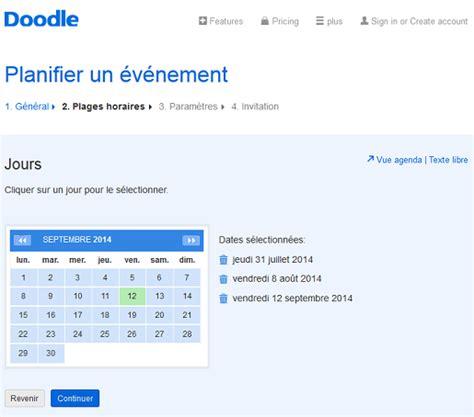 doodle questionnaire cr 233 er un questionnaire en ligne gratuit avec doodle doodle