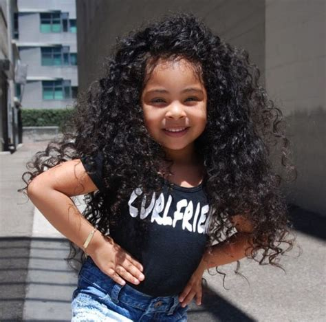Hairstyles For Mixed Babies by 25 Best Ideas About Mixed Baby Hairstyles On