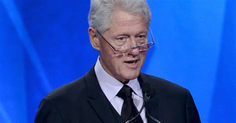 Bill Clinton And Clinton At The Rolling Stones In Concert At The Beacon Theatre by Bill Clinton Sought Led Zeppelin Reunion For Benefit