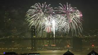 what to do for new years in san diego san francisco bay area new years fireworks and events