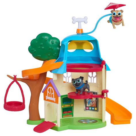 puppies playset puppy pals doghouse playset disney toys