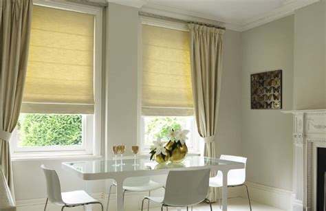 curtains with matching roman blinds roller blinds free measuring fitting shades blinds
