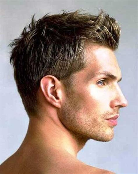 hairstyles for men in their 20 latest 20 short hairstyles for men mens hairstyles 2018