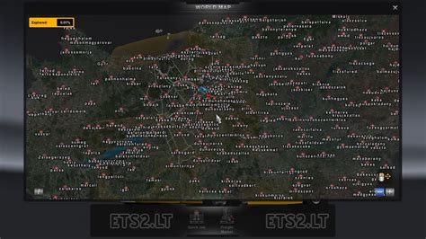 mod map game ets2 hungary map ets 2 mods