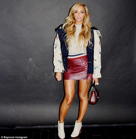beyonce new look 2015 beyonce makes fashion misstep as she takes a casual