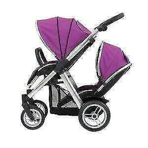 Babystyle Oyster Max 2 Tandem Navy babystyle oyster baby travel systems ebay