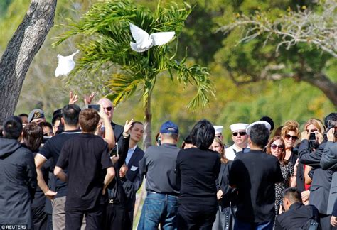 No Funeral Before Tuesday For by Usa Funeral Held For Florida Shooting Victim Wang