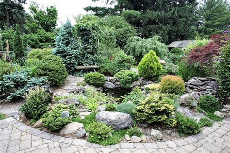 Evergreen Garden by Conifer Garden In Dewitt Ny Cny Homes