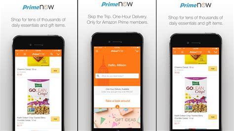 prime now launches 1 and 2 hour delivery in