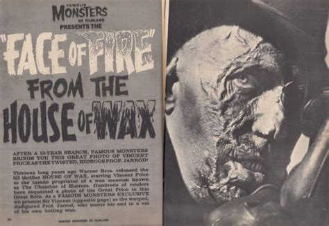 house of wax 1953 house of wax 1953 the horror classic that changed vincent price s life forever