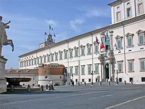 quirinale sede quirinal palace