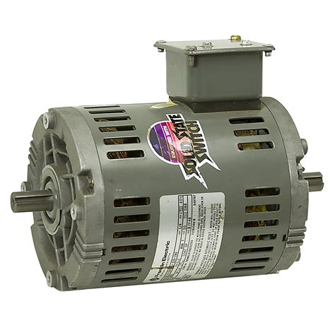 Ac Electric Motor by 1 4 Hp 2960 Rpm 220 240 Volt Ac Motor Franklin Electric