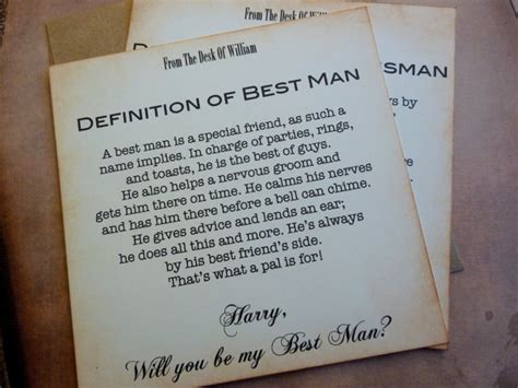 will you be my meaning will you be my best invitation vintage inspired classic