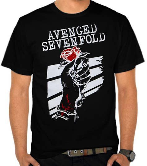 Kaos Avenged Sevenfolda7x11 Kaos Musik Band Rock Kaos Gildan Softstyle jual kaos avenged sevenfold 13 avenged sevenfold