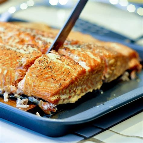 how to grill salmon on a cedar plank cooking lessons