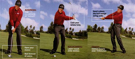 phil mickelson swing speed the half wedge phil mickelson