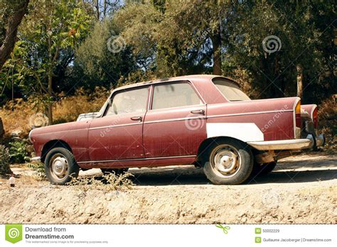 peugeot family car old peugeot 404 editorial stock image image of automobile