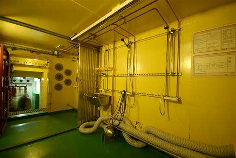 Airlock Shower by Kravag Measuring Station