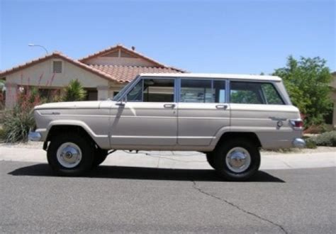 Jeep Wagoneers For Sale 1968 Jeep Wagoneer Bring A Trailer