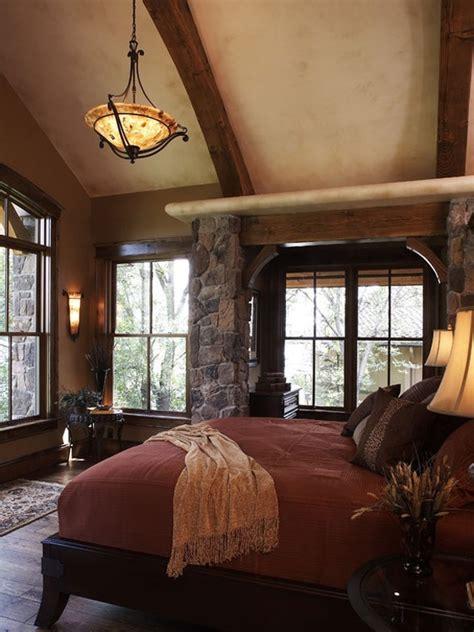 dormitorios rusticos fotos