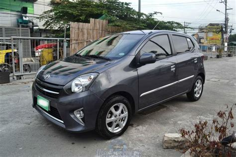 toyota car 2015 toyota wigo 2015 automatic for sale used cars philippines