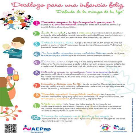 la crianza feliz spanish dec 225 logo para una infancia feliz de la aepap familia y salud disfruta de la crianza de tu