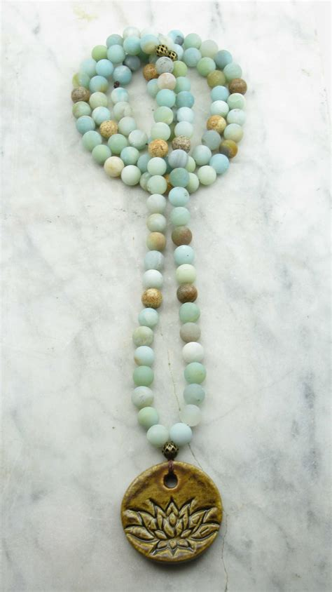 meaning of 108 mala pacific mala 108 amazonite mala buddhist