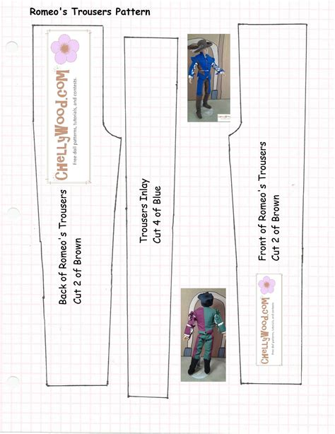 pattern for ken clothes free printable barbieclothes sewing patterns and