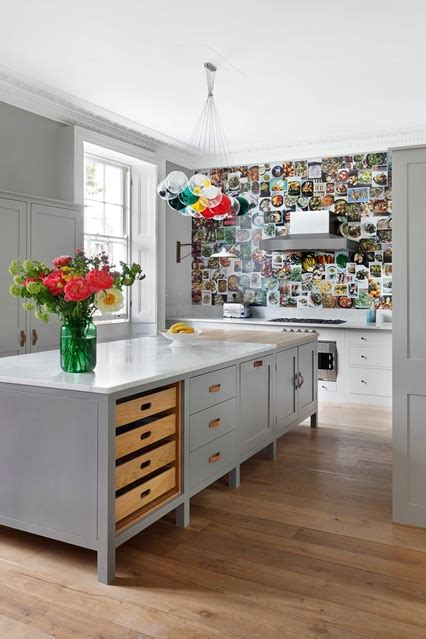 kitchen feature wall paint ideas recipe collage kitchen wall feature wall ideas houseandgarden co uk