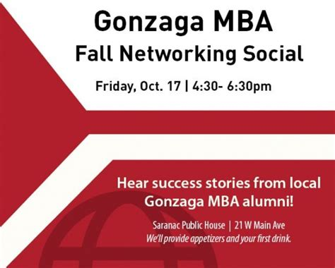 Gonzaga Mba by Gonzaga Mba Macc Newsletter Monthly Newsletters With