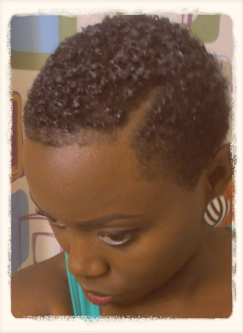 female low cut natural hair natural hair self cut 1st attempt at temple fade youtube
