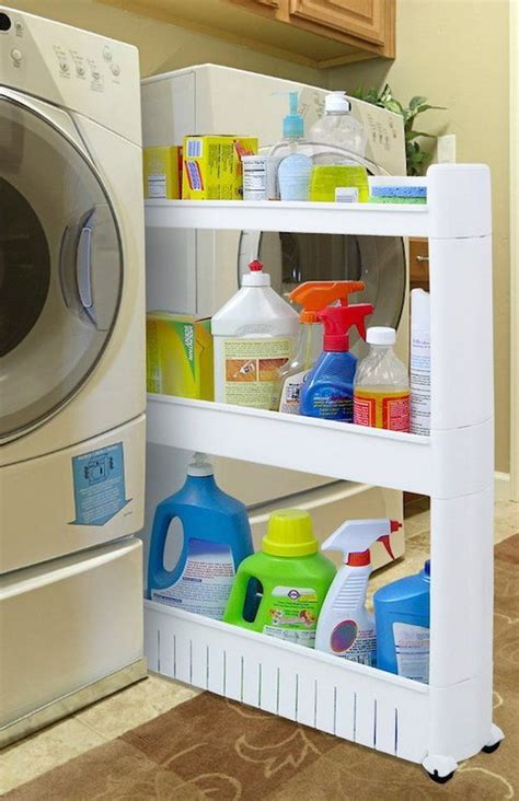 50 Laundry Storage And Organization Ideas 2017 Storage Ideas For Small Laundry Room