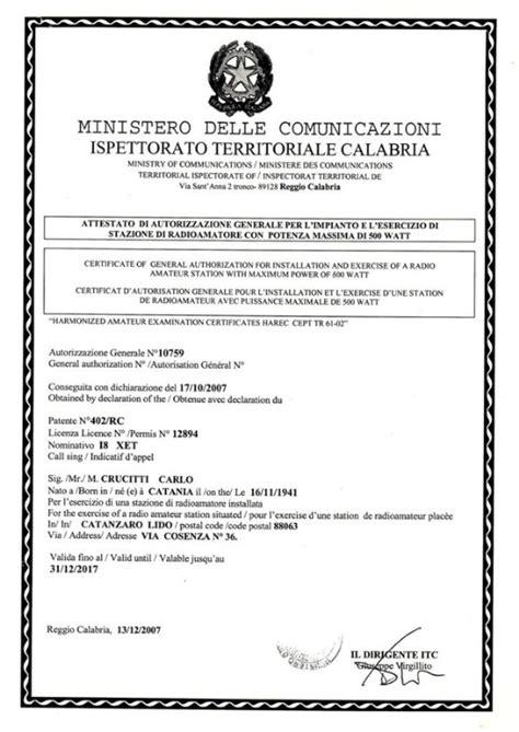Modelo Curriculum Nominativo Curriculum Carlo Crucitti