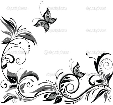 design flower black and white 13 black and white simple flower designs images hibiscus