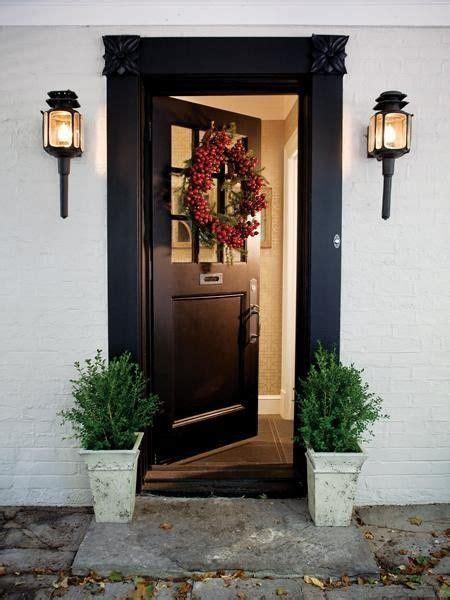 entry molding unique door balance lighting  plants