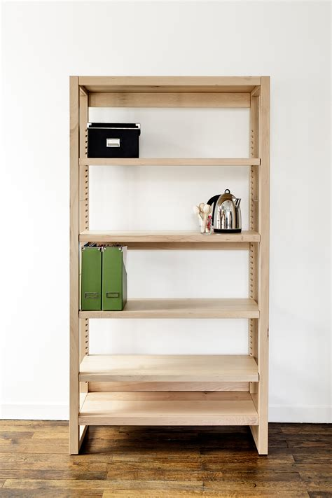 Etagere Simple Bois by Etagere Bois Simple