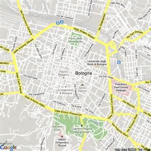 map of bologna bologna city map images