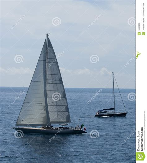 sailboats europe boats on ocean in europe royalty free stock photos image