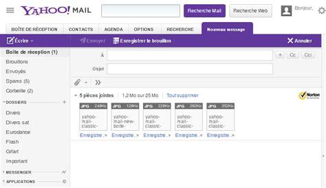 yahoo mail layout options kdj webdesign le blog 187 yahoo mail classic c est fini