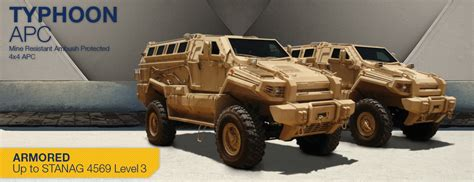 light armored vehicle for sale armored personnel carrier streit usa armored typhoon